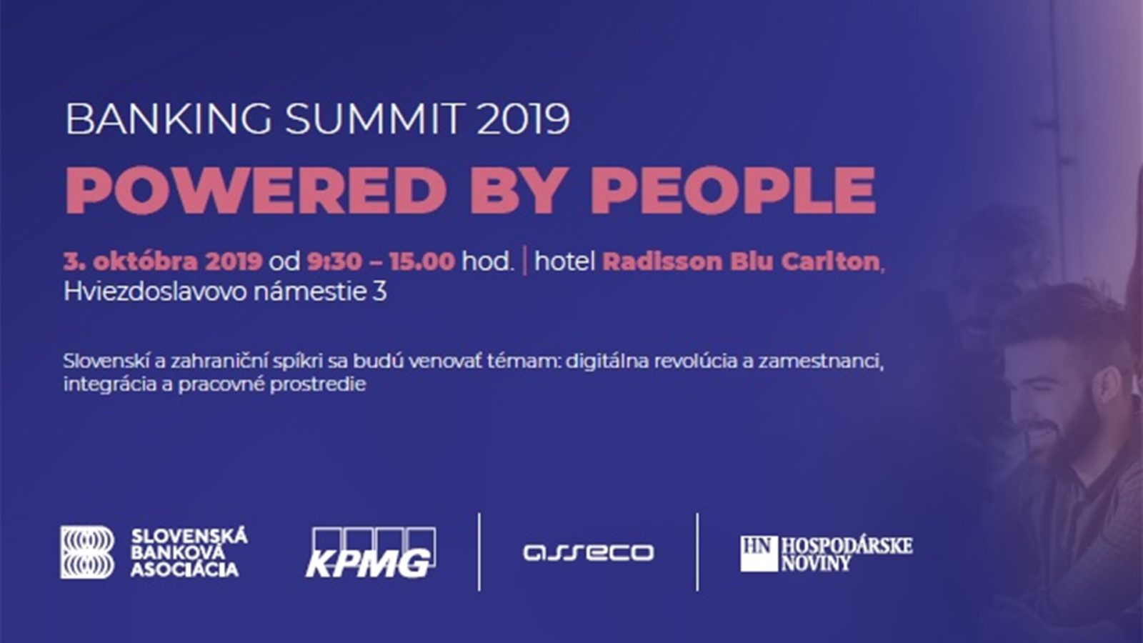 Banking Summit 2019 – Powered by PEOPLE